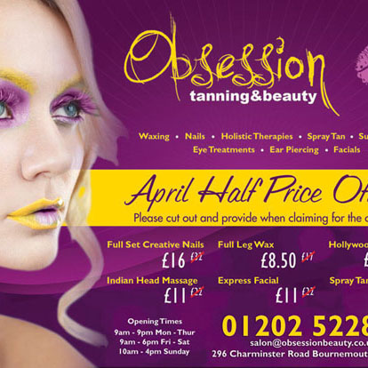 Obsession Tanning & Beauty